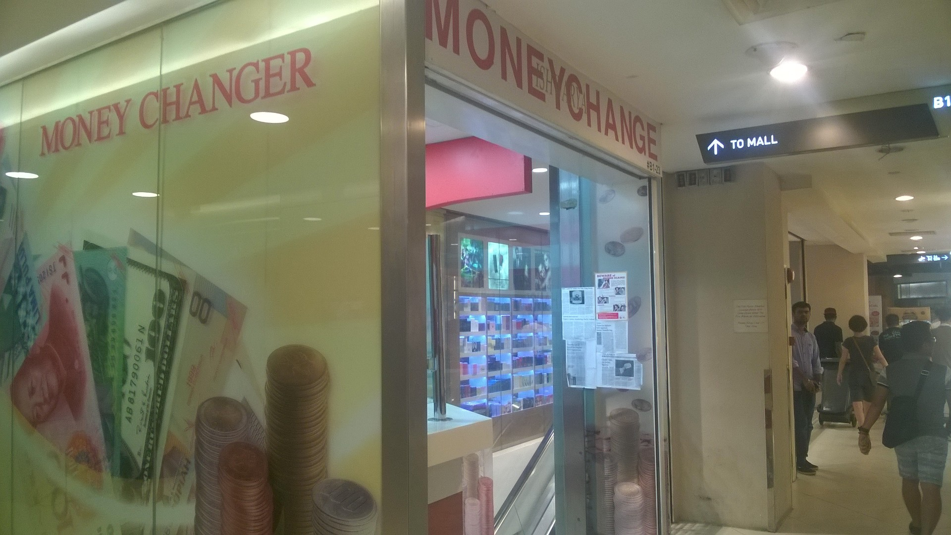 Other Money Changers near Tampines Mall