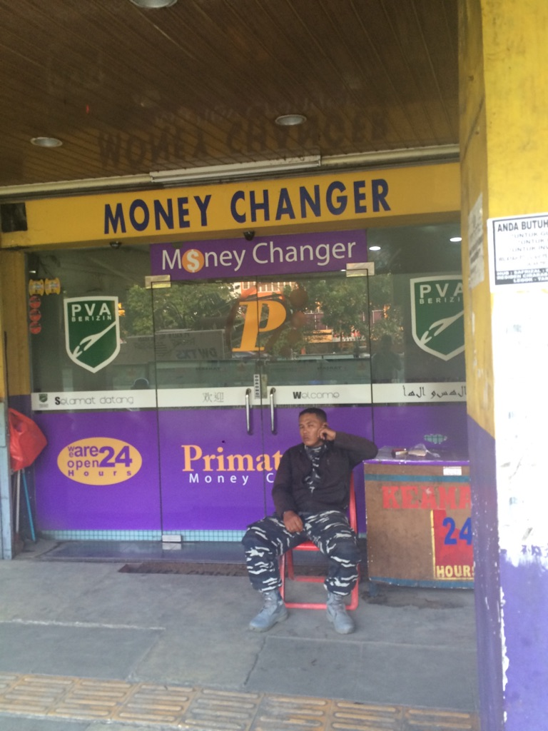 Other Money Changers near Taman Sari