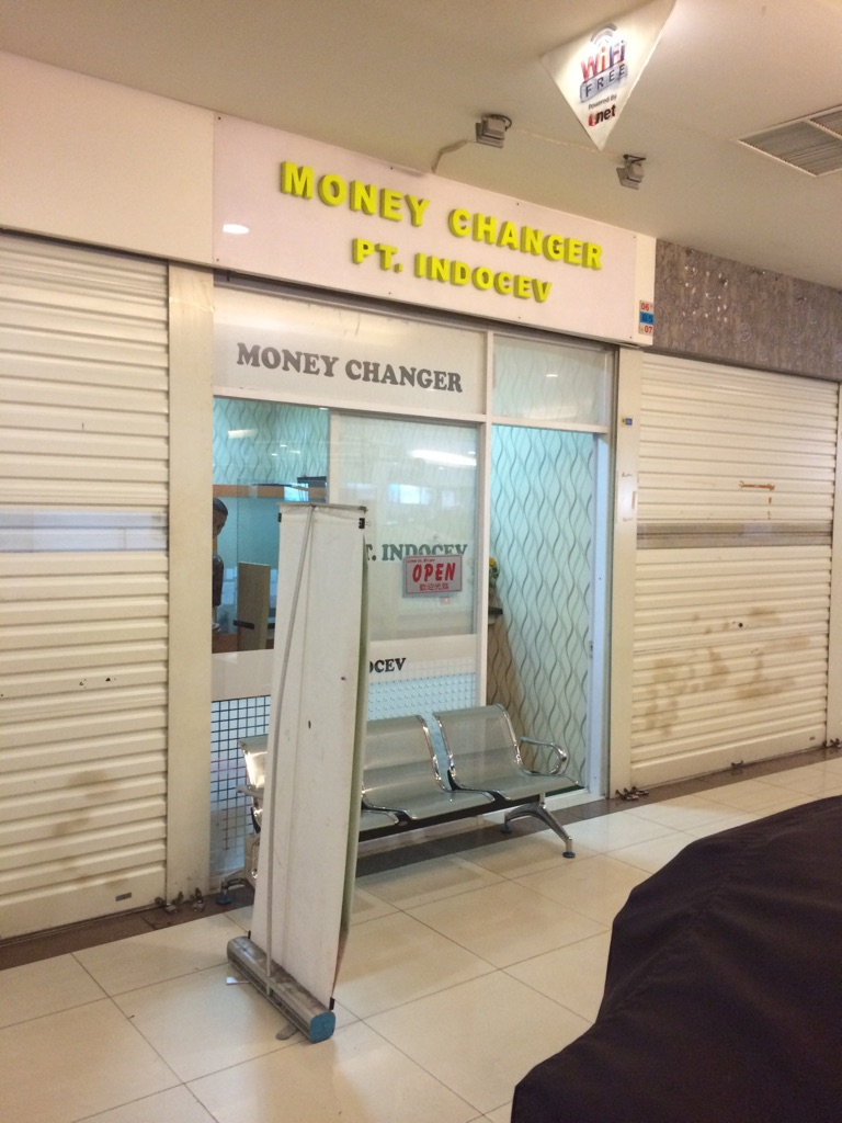Other Money Changers near Tambora