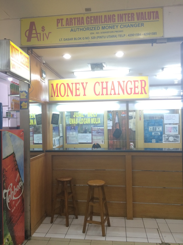 Other Money Changers near Kelapa Gading