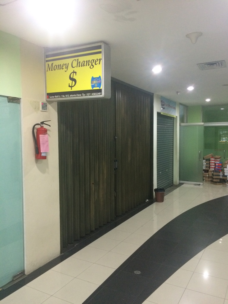 Money Changer Lain terdekat Tanjung Priok