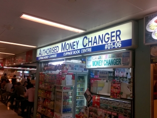 Cuppage Money Changer - Get4x