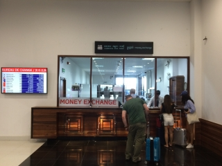 CAB Money Exchange - Arrival Hall - Siem Reap International Airport - Get4x