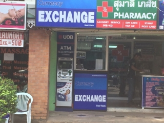 Currency exchange - Prachanukro Road - Get4x