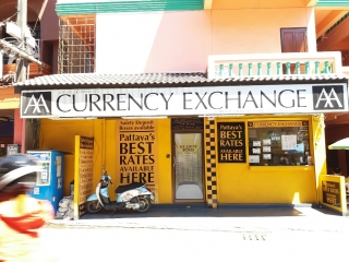 Aa Currency Exchange - Central Pattaya - Get4x