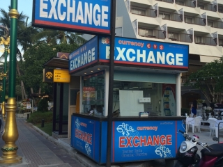Currency exchange - Hatpatong Road - Patong - Get4x
