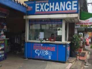Currency exchange - Sainamyen Rd/Sawatdirak rd - Get4x