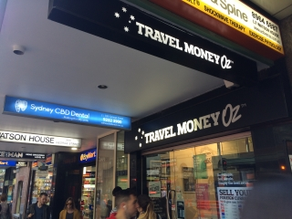 Travel Money Oz - George Street - Sydney CBD - Get4x
