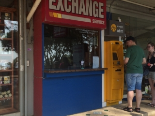 Currency exchange service - Beach - Get4x
