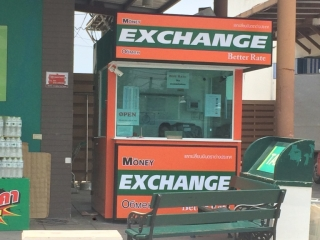 Money Exchange better rate - Tesco Chiang Thaley - Get4x