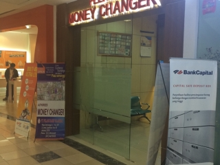 Pelangi Money Changer - Get4x
